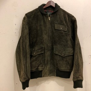 """90's """"POLO Country"""" Suede Jacket"""