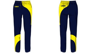 JE001 Jersey Pants_Yellow