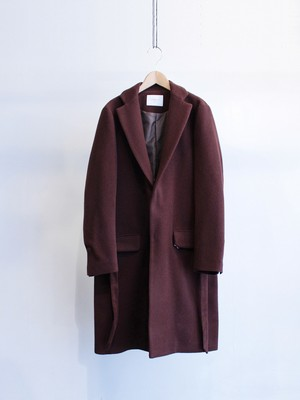Garage.U.W  ANGOLA BEAVER CHESTER COAT