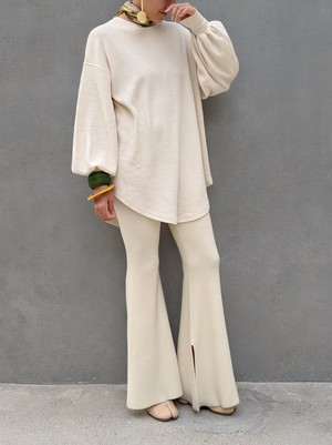 BELL BOTTOMS - IVORY