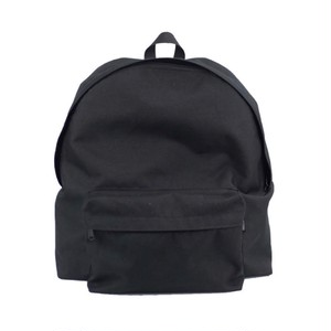 PACKING / DAY BACKPACK -BLACK-