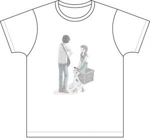 ササクレフェス×大島智子Tシャツ