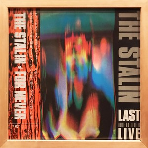 The Stalin – For Never *The Last Live (2LP)