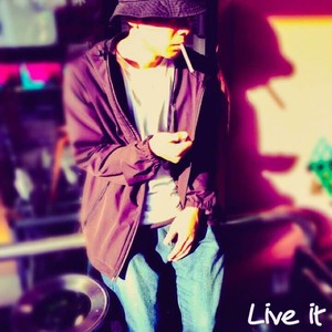TKS ALBUM-Live it-