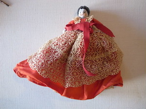antique doll / germany