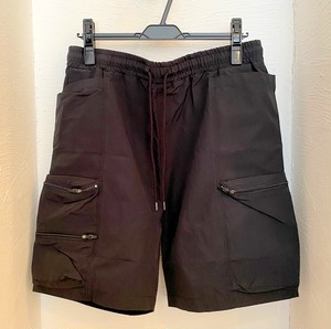 Teflon 60/40 Cross Gardening Tool Pocket Cargo Shorts Black