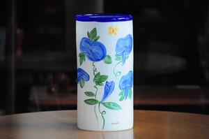 Kosta Boda Ken Done Collection Art Glass Vase