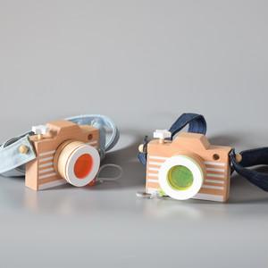【kiko+】camera (木でできたカメラおもちゃ)