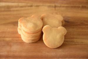 vegan&gluten free メープルベアークッキー