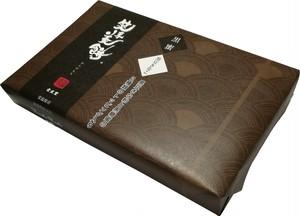 本造り笑来美餅(わらび餅) 大箱 黒糖みつ 黒豆きな粉付き