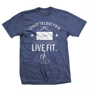 LIVE FIT Live Fit Muay Thai- Navy