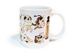 マグカップ 国芳猫マグ