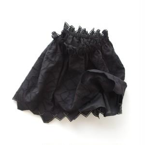 <1点のみ>こどものちょっぴりよそゆきスカート 80
