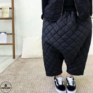 «先行予約» dressmonster 2way quilting pants 2colors for size M,L,XL