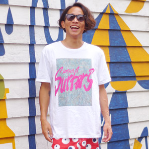 surfers 10year anniversary Tシャツ