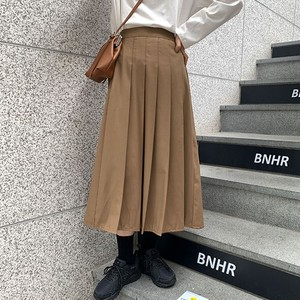【FAST】フロントプリーツスカート VRD7187