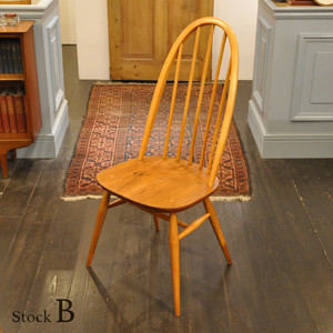 Ercol Quaker Chair【B】  / アーコール クエーカー チェア / 1911-0242b