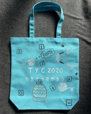 東京ヤーンクロール2020限定『OOPS!トート』2/記号図【1点限り】
