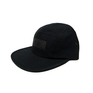 scar /////// BLACKBOX CAMP CAP (Black)