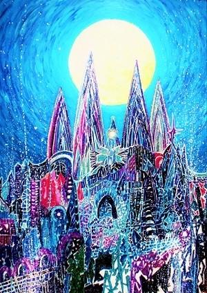【サグラダファミリア】B4キャンパス~Sagrada Familia (Kastrada2013)~