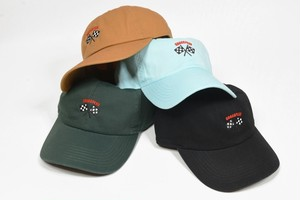 GOODSPEED equipment EVILACT(イーブルアクト ) Dad Cap (GSE19-CSPC06)