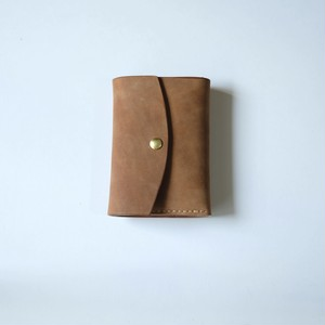 limited  tri-fold wallet - コードバン - cordovan