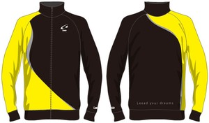 JE003 Jersey Wear_Yellow