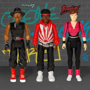 【Breakin'】 REACTION FIGURE