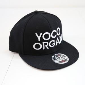YOCO ORGAN LOGO SNAPBACK 01 (White)