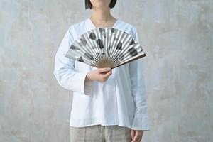 [Men's] UMO#2 うす墨 Usuzumi 扇子