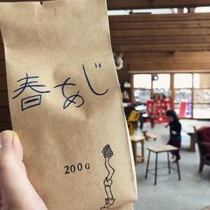 コーヒー豆  季節のブレンド 春あじ200g