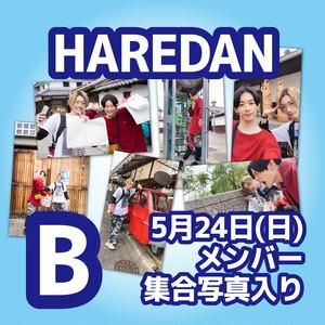★限定10セット★【 HAREDAN  [B] 】ゆず企画 美観地区編 [鬼ご&CPラリー]フォト5枚セット