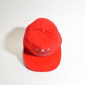 Deadstock★ adidas Trefoil Logo CORDUROY CAP