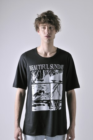 BIG T-shirts T-02-001 black