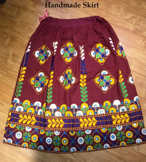 Handmade Skirt S301