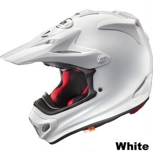 ARAI V-cross4 White