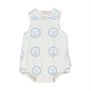Tiny Cottons 'HAPPY FACE' One Piece