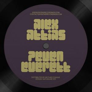 """【残りわずか/12""""】Alex Attias & Peven Everett - Love Dimension"""