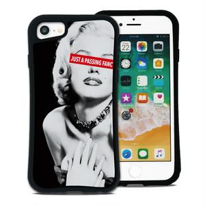 ストリート ピンナップ セット WAYLLY(ウェイリー) iPhone 8 7 XR XS X 6s 6 Plus XsMax対応!_MK_