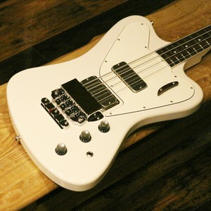 【NEW】KAMINARI GUITARS《YARDBIRD 2PU K-YB-2》/ WHITE #0079