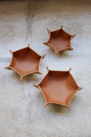 Hexagon Tray Set