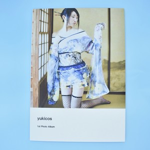 yuki 1st Photo Book  Signed