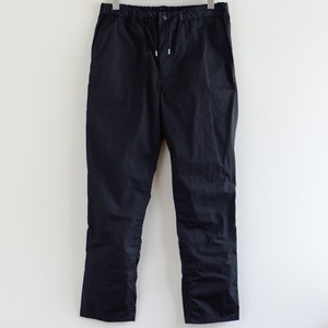 NYLON PANTS(0001-FK-PT01)BLACK