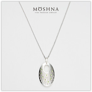 【MOSHNA:モシュナ】SILVER SET PEACOCK