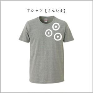 Tシャツ【さんたま】: Gray