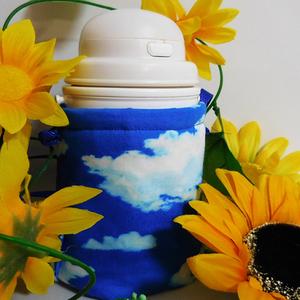 無印良品「飲み方が変えられる水筒」限定★水筒ケース、水筒カバー(空)