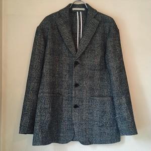 【 C'est pas Grave 】セパグラーヴ glen check jacket / ジャケット グレンチェック