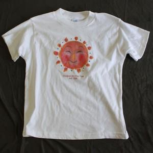 子供Tシャツ 太陽