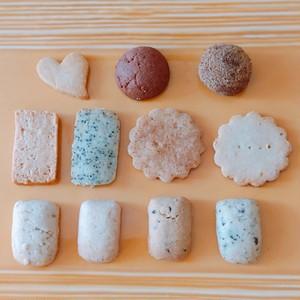 【月1回配送】米粉クッキー10袋セット