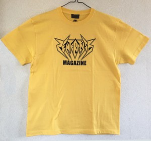 "zenterprise magazine tee "" THE ART DEMON logo """